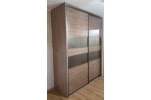 Шкаф-купе 2х дверный - Мебельная фабрика «Мебель Шик»