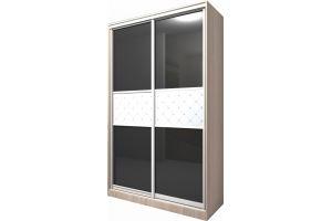 Шкаф-купе 2х дверный - Мебельная фабрика «Дебрянск»