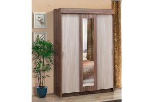 шкаф-купе 3-х дверный МИРАЖ-11  - Мебельная фабрика «Фант Мебель»