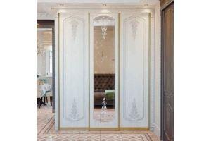 Шкаф-купе 3х дверный Греция - Мебельная фабрика «Леонардо»