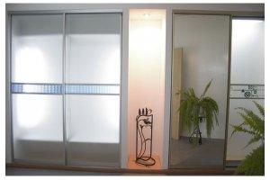 Шкаф-купе 4 - Мебельная фабрика «Юлито»