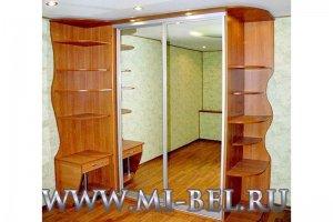 Шкаф-купе 9 - Мебельная фабрика «Ми-Бель»