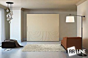Шкаф-купе 9-5 - Мебельная фабрика «ARLINE»