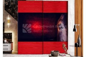 Шкаф-купе Адреналин - Мебельная фабрика «Солнечная ладья»
