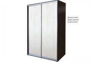 Шкаф-купе Алеф двери ЛДСП - Мебельная фабрика «ДОСТО»