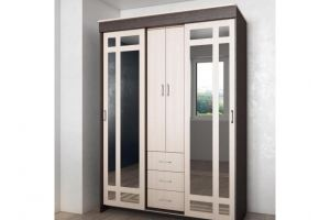 Шкаф-купе ЛДСП Альянс - Мебельная фабрика «ДиВа мебель»