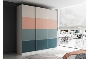 Шкаф-купе Aristo Nova 3 - Мебельная фабрика «Континент»