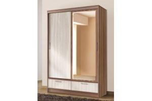 Шкаф-купе арт. 008 - Мебельная фабрика «ДИАЛ»
