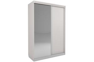 Шкаф-купе с зеркалом Азалия 26 - Мебельная фабрика «Аквилон»
