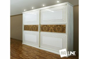 Шкаф-купе БИГ-ДОРЗ 9-BD-2 - Мебельная фабрика «ARLINE»