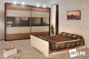 Шкаф-купе БИГ-ДОРЗ 9-BD-9 - Мебельная фабрика «ARLINE»
