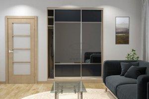 Шкаф-купе бюджетная серия система Альдостайл ШК 15 - Мебельная фабрика «ALDO»