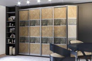 Шкаф-купе бюджетная серия система Альдостайл ШК 16 - Мебельная фабрика «ALDO»