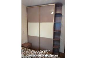 Шкаф-купе для спальни - Мебельная фабрика «Кредо»