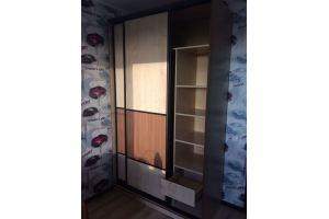 Шкаф-купе двудверный - Мебельная фабрика «Valery»