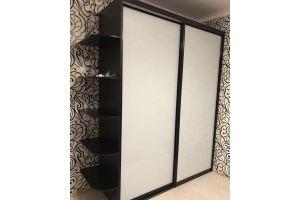 Шкаф-купе двухдверный - Мебельная фабрика «OtiS+»