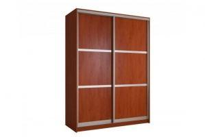 Шкаф-купе двухстворчатый Стильный 1 - Мебельная фабрика «Балтика мебель»