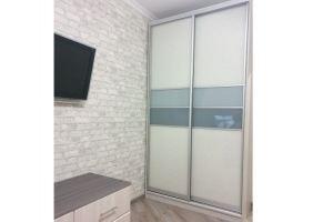 Шкаф-купе двустворчатый - Мебельная фабрика «Прометей»