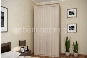 Шкаф-купе Эконом 1,1 - Мебельная фабрика «Веста»