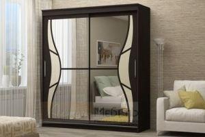 Шкаф-купе Элегант 1 - Мебельная фабрика «Алтай-мебель»