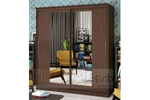 Шкаф-купе Элегант 3 - Мебельная фабрика «Алтай-мебель»