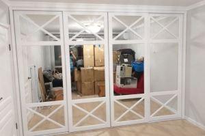 Шкаф-купе эмаль - Мебельная фабрика «ГЕЛИОН»