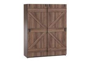 Шкаф-купе Эссен - Мебельная фабрика «Woodcraft»