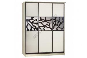 Шкаф-купе Форест 3-х-створчатый - Мебельная фабрика «Мебель Холдинг»