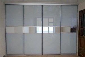 Шкаф-купе глянцевый - Мебельная фабрика «Наша Мебель»