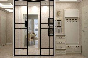 Шкаф-купе классический 1 - Мебельная фабрика «Проспект мебели»