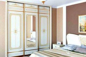 шкаф-купе классический 2 - Мебельная фабрика «Проспект мебели»