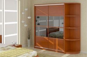 Шкаф-купе в спальню Классик - Мебельная фабрика «Д.А.Р. Мебель»