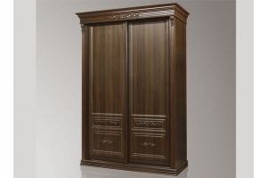 Шкаф-купе Классика Б8.60-2/1 - Мебельная фабрика «Благо»