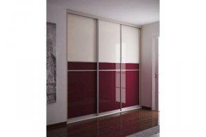 Шкаф-купе Красное вино - Изготовление мебели на заказ «Кухни и шкафы М:32»