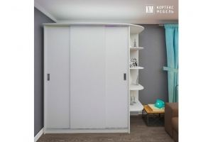 Шкаф-купе Лагуна ШК 08-00 - Мебельная фабрика «Кортекс-мебель»