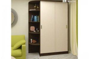 Шкаф-купе Лагуна ШК 09-00 - Мебельная фабрика «Кортекс-мебель»
