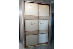 Шкаф-купе ЛДСП угловой - Мебельная фабрика «Алгоритм»