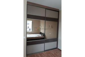 Шкаф-купе ЛДСП в спальню - Мебельная фабрика «Алгоритм»