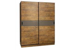 Шкаф-купе Лофт 2-х створчатый - Мебельная фабрика «Мебель Холдинг»