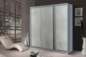 Шкаф-купе Лофт интерьер 22 - Мебельная фабрика «Аллоджио»