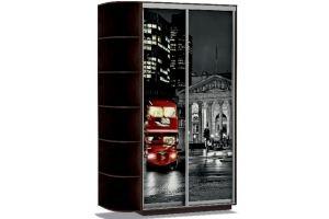 Шкаф-купе Лондон - Мебельная фабрика «Калина»