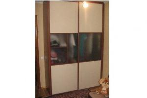 Шкаф-купе МДФ стекло матовое - Мебельная фабрика «Мебелла»