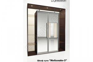 Шкаф-купе Мебелайн 5z - Мебельная фабрика «МебелеФ»