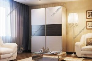 Шкаф-купе Милан - Мебельная фабрика «Пеликан»