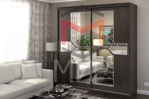 Шкаф - купе Мираж - Мебельная фабрика «Мир»