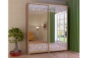 Шкаф-купе Оникс-Люкс 2.0 - Мебельная фабрика «Мебельраш»