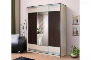 Шкаф-Купе ПА с ящиками Н-2 - Мебельная фабрика «Юнона»