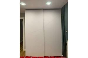 Шкаф-купе подвесная система - Мебельная фабрика «Элна»