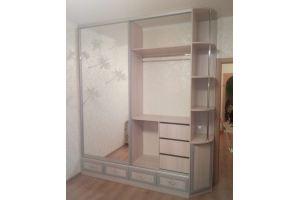 Шкаф-купе Полувстроенный - Мебельная фабрика «Хорда Мебель»