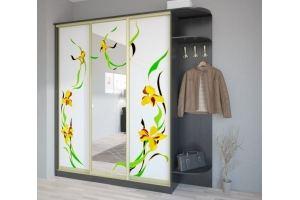 Шкаф-купе Рамир 1 - Мебельная фабрика «КамиАл»